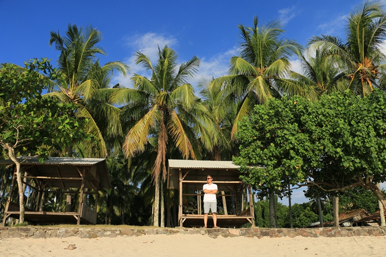 Wisata Akhir Pekan Pantai Cibeureum Anyer Katerina Tempatnya Sepi Bisa