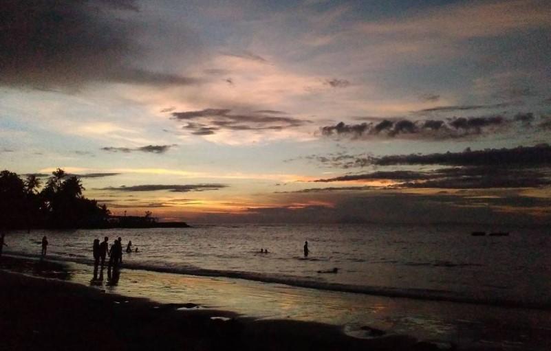 17 Tempat Wisata Serang Banten Hits Dikunjungi Pantai Anyer Pasir