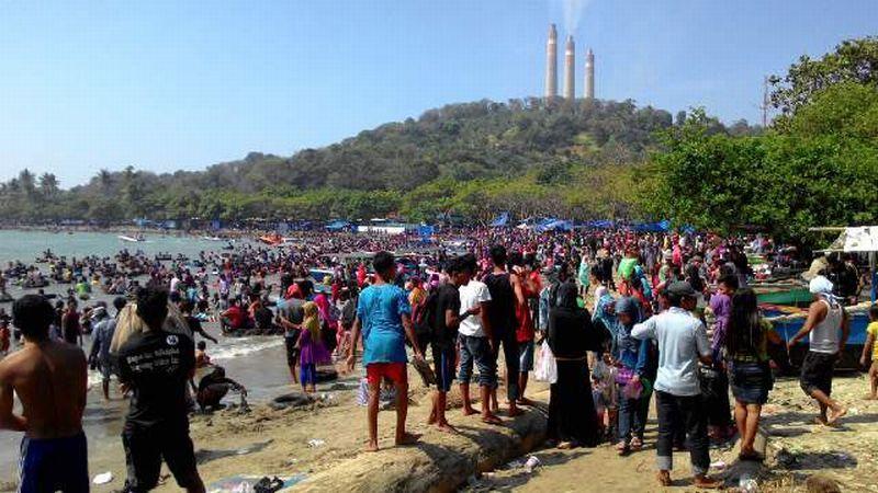 20 Wisata Pantai Eksotis Banten Wajib Kunjungi Kelapa Tujuh Jambu