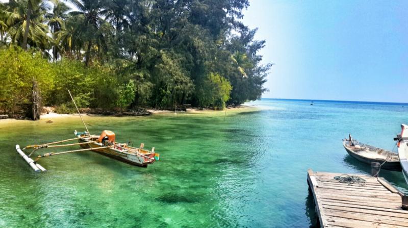 20 Wisata Pantai Eksotis Banten Wajib Kunjungi Mabak Jambu Kab