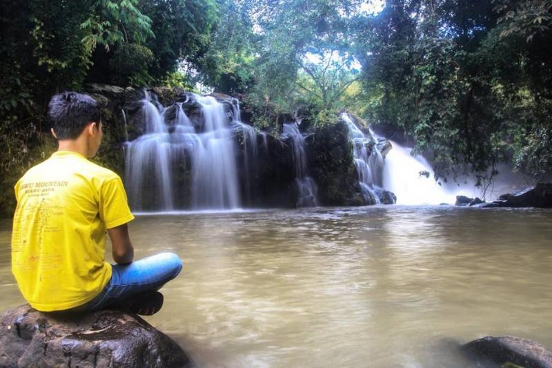 21 Tempat Wisata Banten Wajib Kamu Kunjungi Curug Goong Kec
