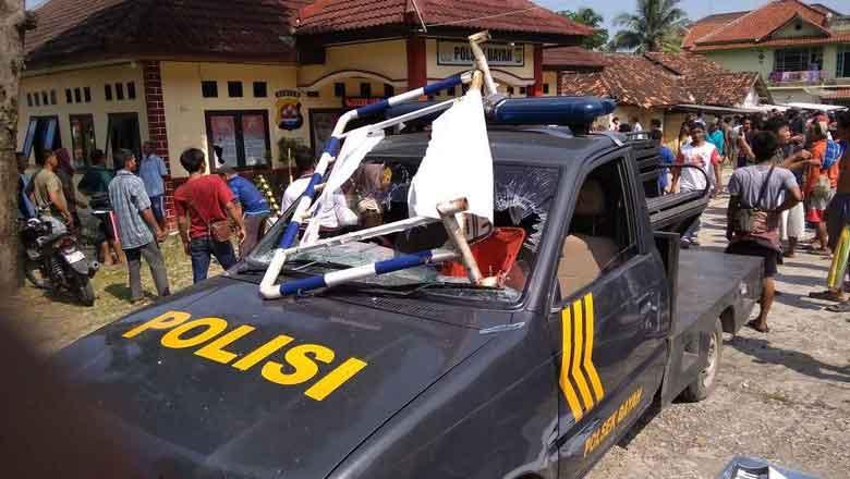 45 Tempat Wisata Banten Wajib Dikunjungi Liburan Kantor Polsek Bayah