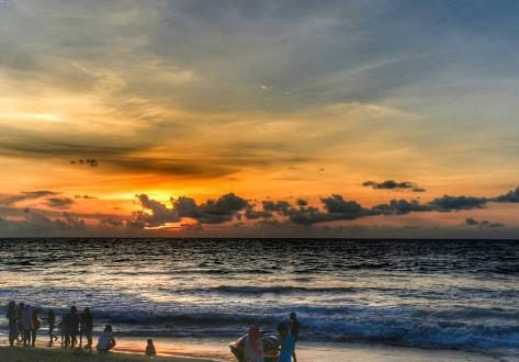 Alamat Harga Tiket Pantai Pasir Putih Anyer Carita Instagram Sandays67