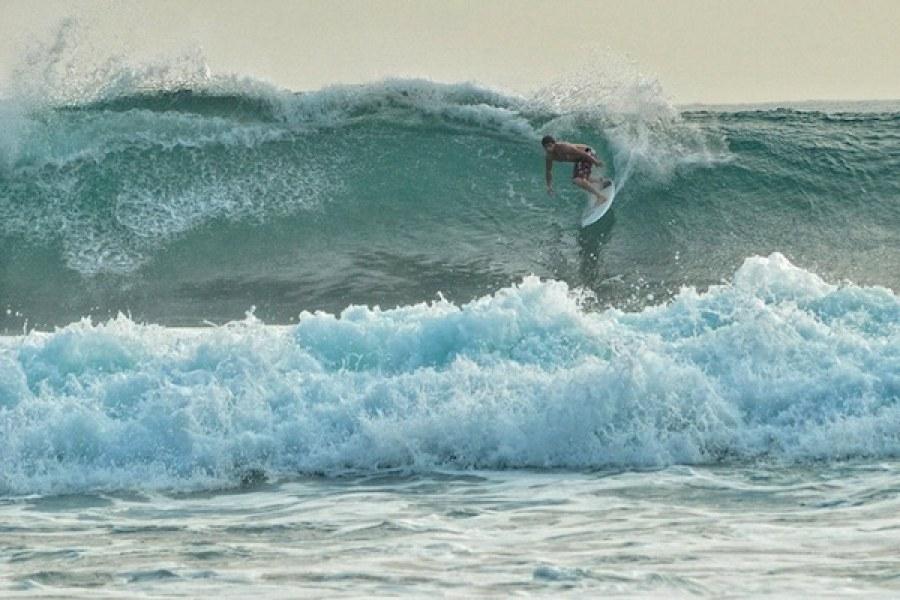 Banten Spot Surfing Lho Pantai Jambu Kab Serang