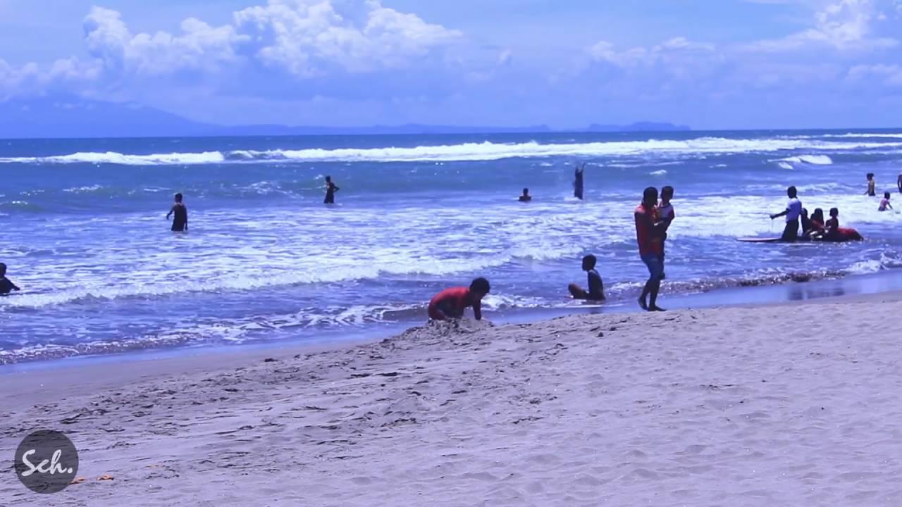 Basecampers Id Pantai Jambu Anyer Youtube Kab Serang