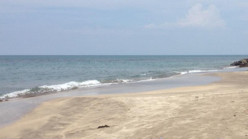 Menikmati Keindahan Pantai Sambolo Anyer Wisata Banten Destinasi Pasir Putih