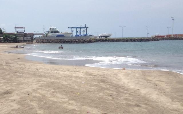 Pantai Jambu Perawan Putih Cantik Anyer Topmedia Id Desa Bulakan