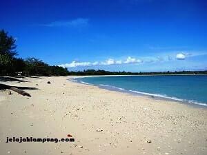 15 Tempat Wisata Lampung Selatan Sebagai Referensi Wisatawan Pantai Bagus