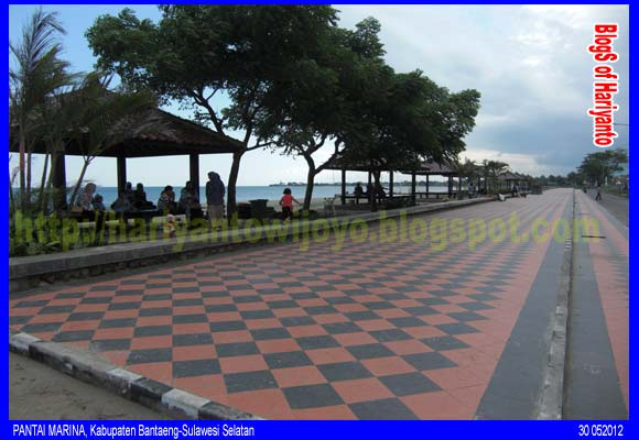 Daftar Hotel Indonesia Menikmati Wisata Air Pantai Marina Bantaeng Kab