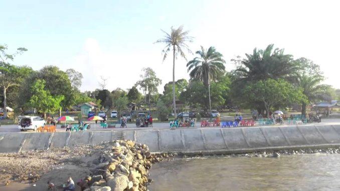 Dinas Pariwisata Dumai Berencana Benahi Pantai Marina Puak Alam Riau