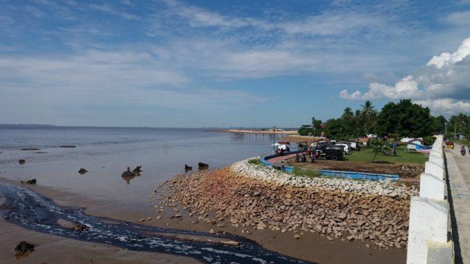 Dinas Pariwisata Dumai Berencana Benahi Pantai Marina Puak Kab Serang