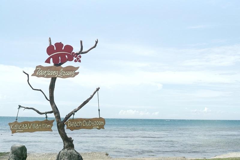 Dinas Pariwisata Provinsi Banten Menikmati Indahnya Eksotimse Jerninya Air Laut