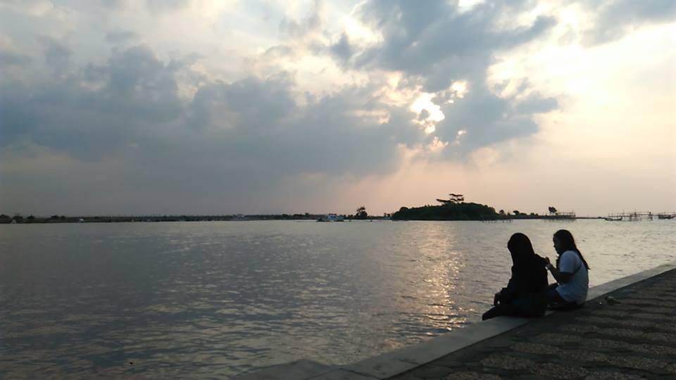 Pantai Marina Semarang Sayang Obyek Wisata Bisa Menarik Wisatawan Lokal