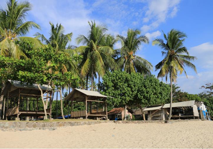 Pesona Objek Wisata Pantai Anyer Banten Memukau Joglopark Marina Kab