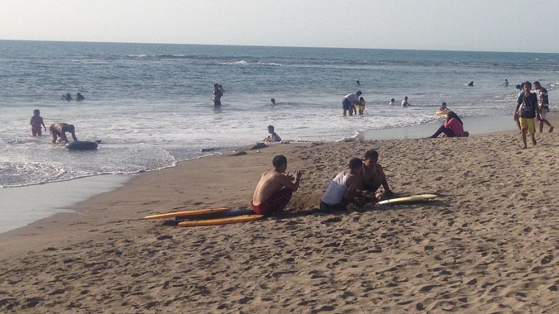 Wisata Pantai Anyer Banten Marina Kab Serang