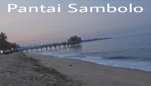 7 Pantai Terbaik Terindah Anyer Tempat Wisata Bagus Foto Sambolo