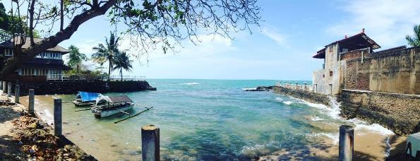 Alamat Harga Tiket Pantai Pasir Putih Anyer Florida Instagram Apri