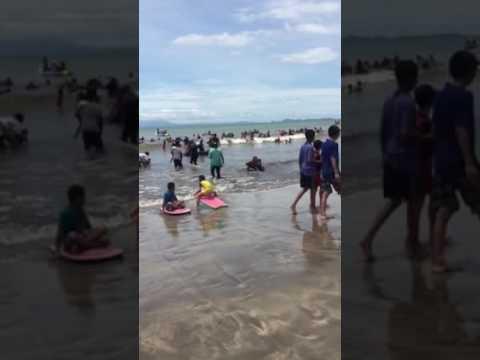 Pantai Pasir Putih Anyer Youtube Florida Kab Serang