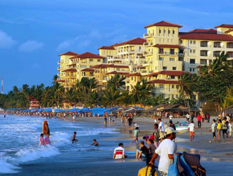 Pantai Pasir Putih Florida Anyer Apartemen Marbella Karya Fotografi Kab