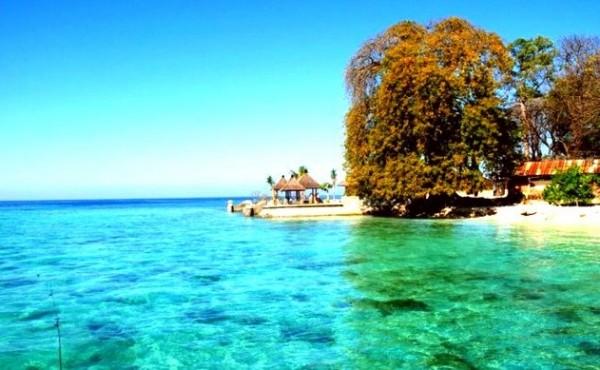 Pesona Pantai Pulau Eksotik Anyer Wawan Adie Kawasan Pantainya Menjadi