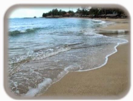 Story Purple Wisata Pantai Anyer Banten Memiliki Hamparan Pasir Lebih