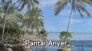Tempat Wisata Anyer Banten Info Budaya Liburan Apakah Tahu Pantai
