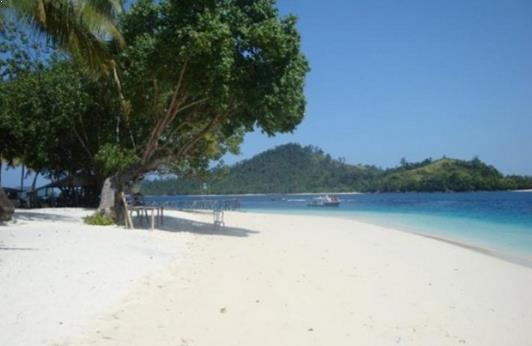 Tempat Wisata Anyer Menjadi Pilihan Traveler Gambar Pantai Pasir Putih