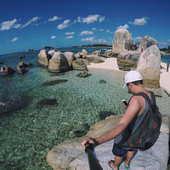18 Tempat Wisata Serang Banten Cocok Family Trip Pulau Burung