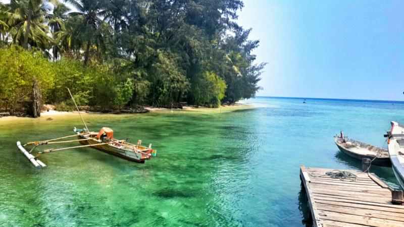 45 Tempat Wisata Banten Seru Wajib Dikunjungi Destinasi Pulau Sangiang