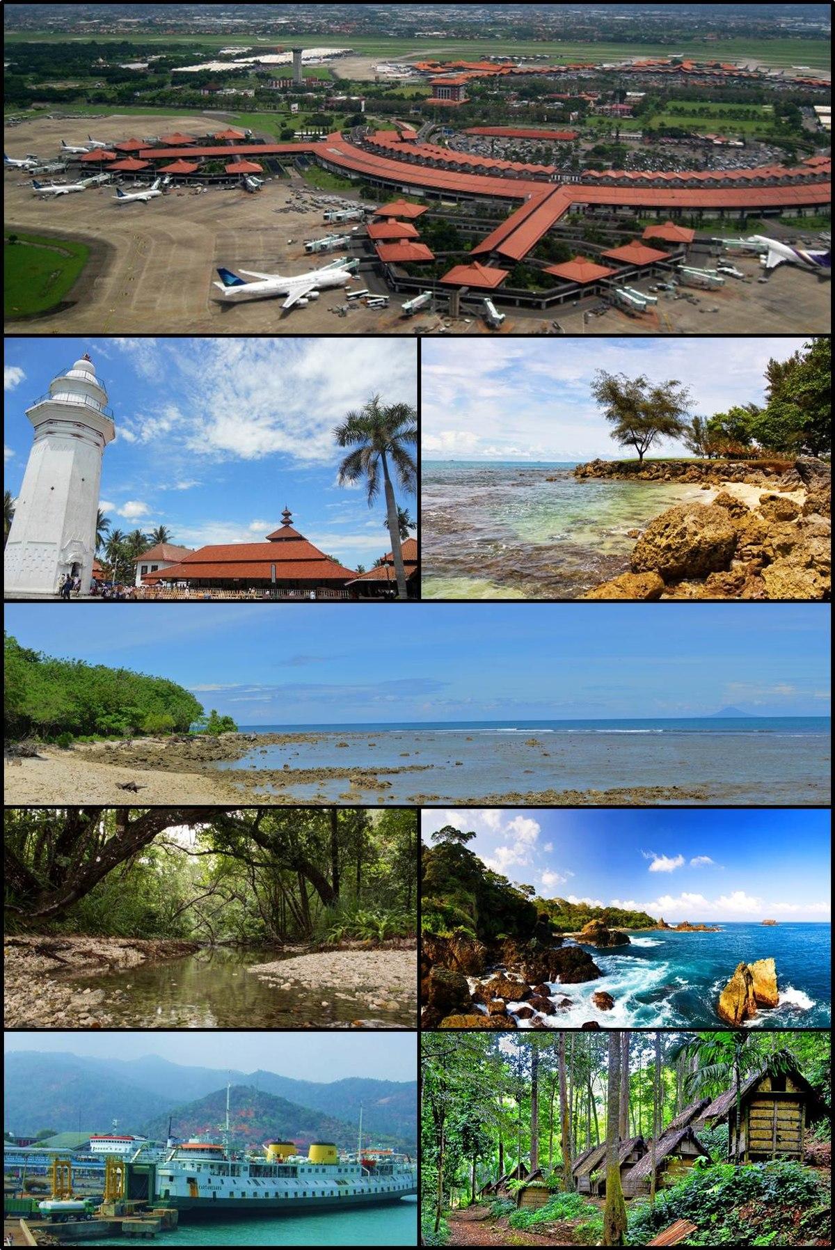 Banten Wikipedia Bahasa Indonesia Ensiklopedia Bebas Pulau Burung Kab Serang