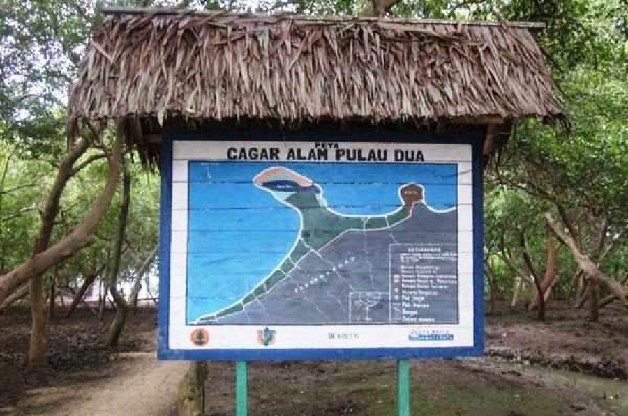 Dua Surga Tersembunyi Banten Pulau Burung Kab Serang