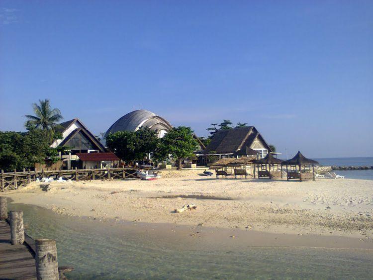 Hari Gini Ngeledek Banten 14 Destinasi Indah Pulau Umang Burung