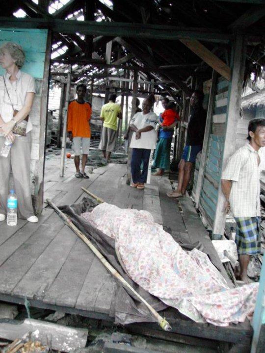 Jalan Kepantai Cinangka Berita Seputar Wisata Pantai Tewas Melakukan Pulau