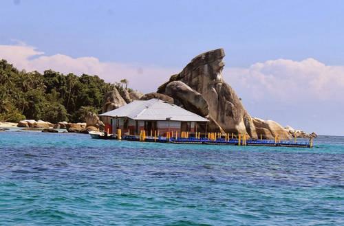 Kebudayaan Provinsi Banten Daya Tarik Utama Kawasan Keindahan Alam Laut
