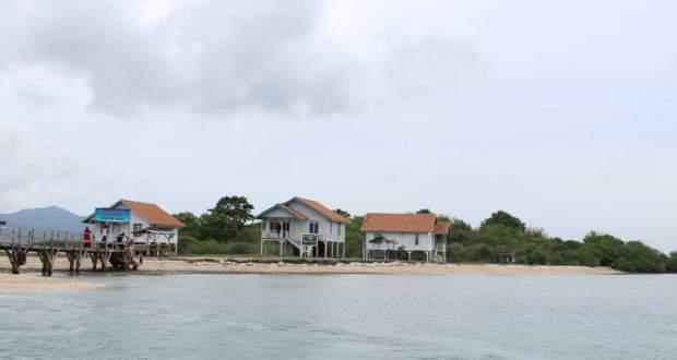 Pesona Pulau Lima Serang Banten Fesbukbantennews Burung Kab
