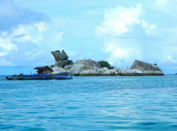 Sejarah Letak Cagar Alam Pulau Burung Bangka Kab Serang