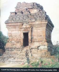 Candi Pari Kabupaten Sidoarjo Wisata Jawatimuran Pari002 Kab