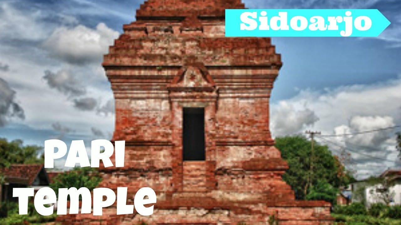 Candi Pari Temple Reign Majapahit Kingdom Sidoarjo East Java Kab