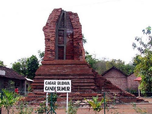 File Candi Sumur Jpg Wikimedia Commons Pari Kab Sidoarjo