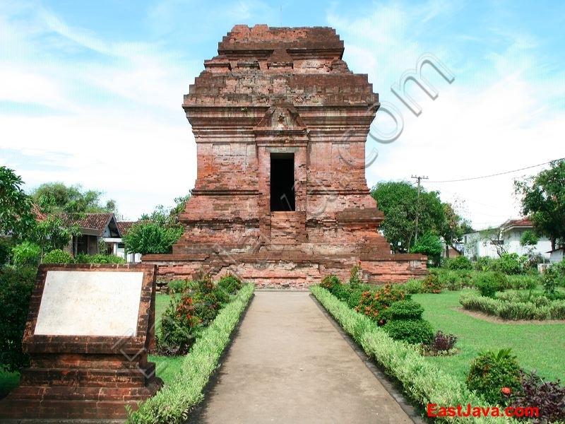Historical Pari Temple East Java Indonesia Tropical Candi Sidoarjo Kab