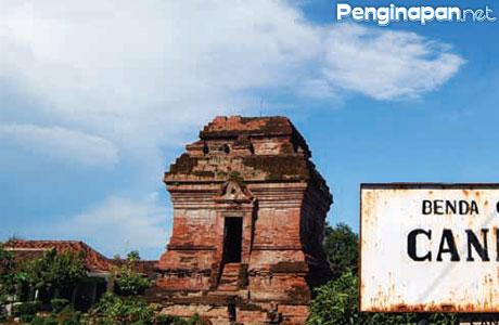 Info Candi Pari Sumur Sidoarjo Minim Penginapan Kota Potensi Pariwisata