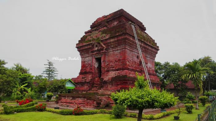 Napak Tilas Histori Candi Pari Surya Kab Sidoarjo