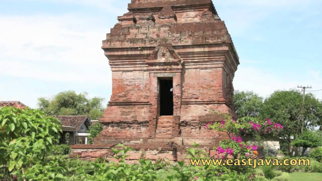 Pari Temple Mov Youtube Candi Kab Sidoarjo