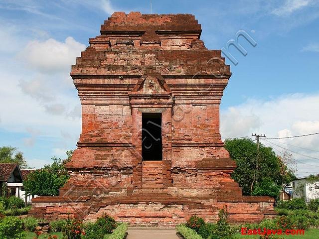 Pari Temple Sidoarjo Majapahit Kingdom Ages Candi Kab