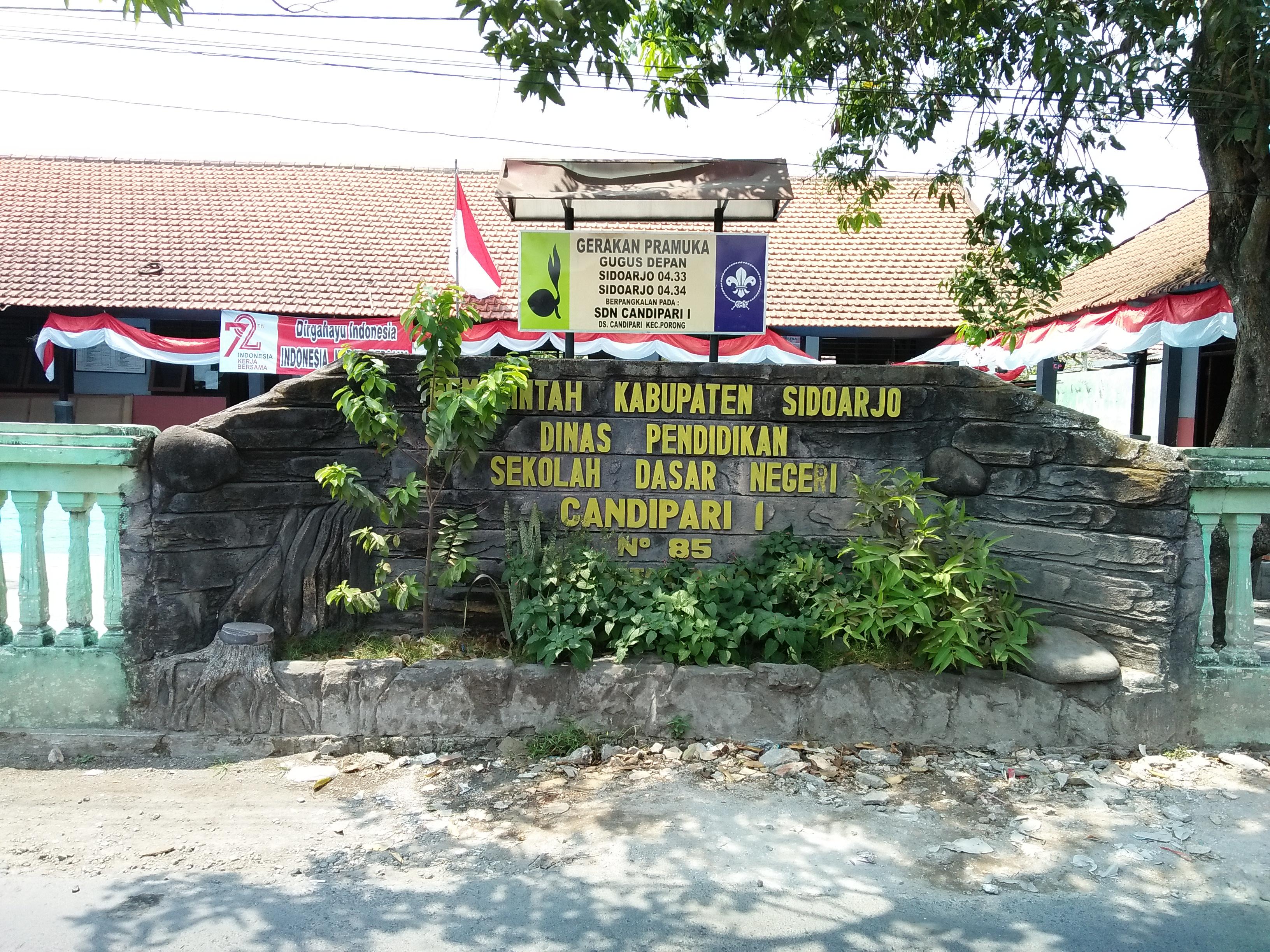 Pendidikan Desa Candi Pari Sd Negeri Candipari 1 Kec Porong
