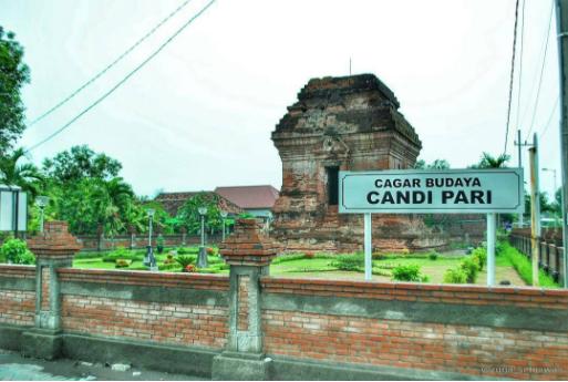 Sejarah Candi Pari Sidoarjo Disidoarjo Kab