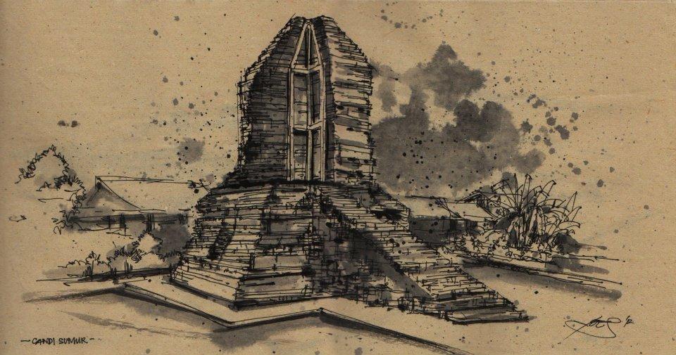 Sejarah Desa Candi Pari Secara Dongeng Kab Sidoarjo