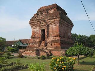 Site Culture Kab Sidoarjo Kec Porong Candi Pari