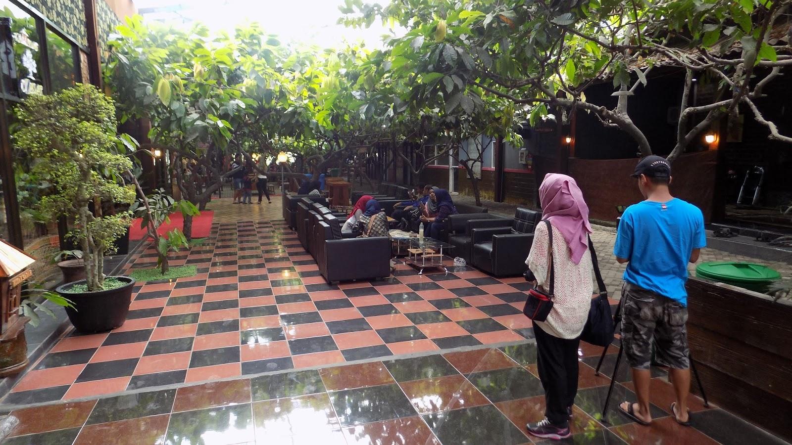 Bukan Sekedar Kampung Coklat Blitar Memang Dulunya Tempat Kebun Biasa