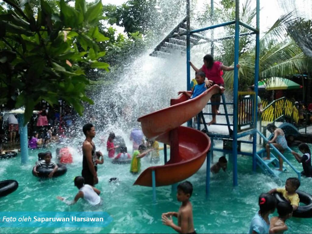 Wks Minipark Wisata Kalimas Balongbendo Wakuldarjo Kebun Cokelat Balong Bendo